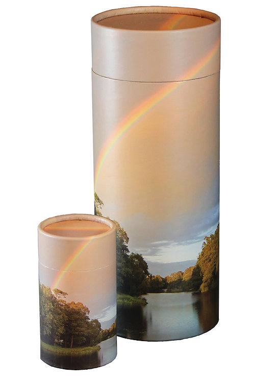 Scattering Tube - LARGE - Rainbow Pond