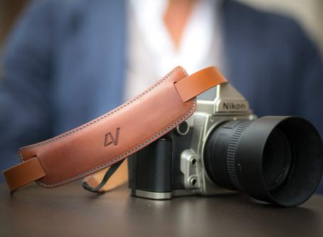 4V DESIGN(4Vデザイン)カメラストラップ発売のご案内