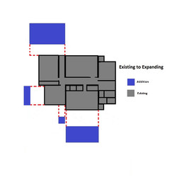 Existing - Expanding