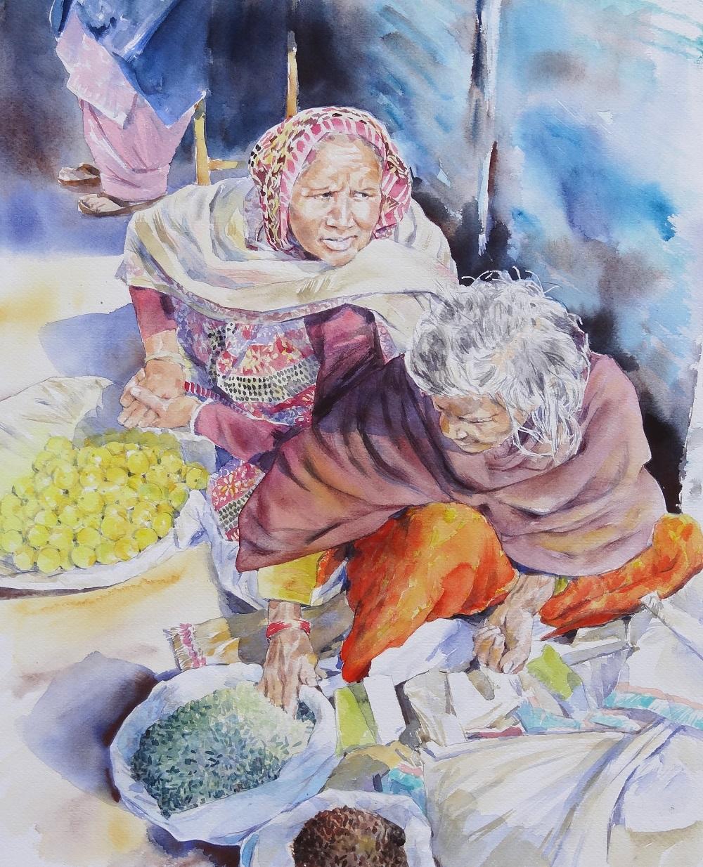 Market Sellers