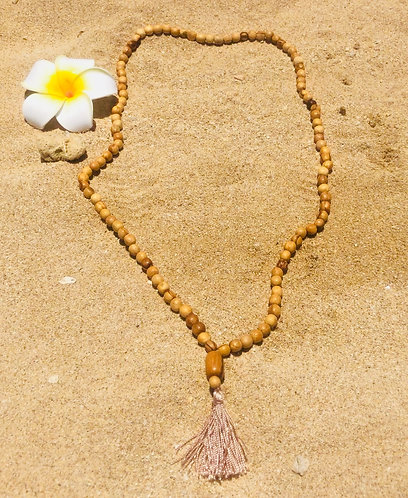 Mala (prayer beads).