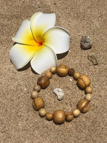 Hand Made Palo Santo Large Bead Bracelets