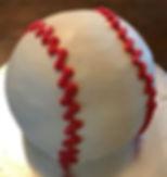 3D Baseball Cake
