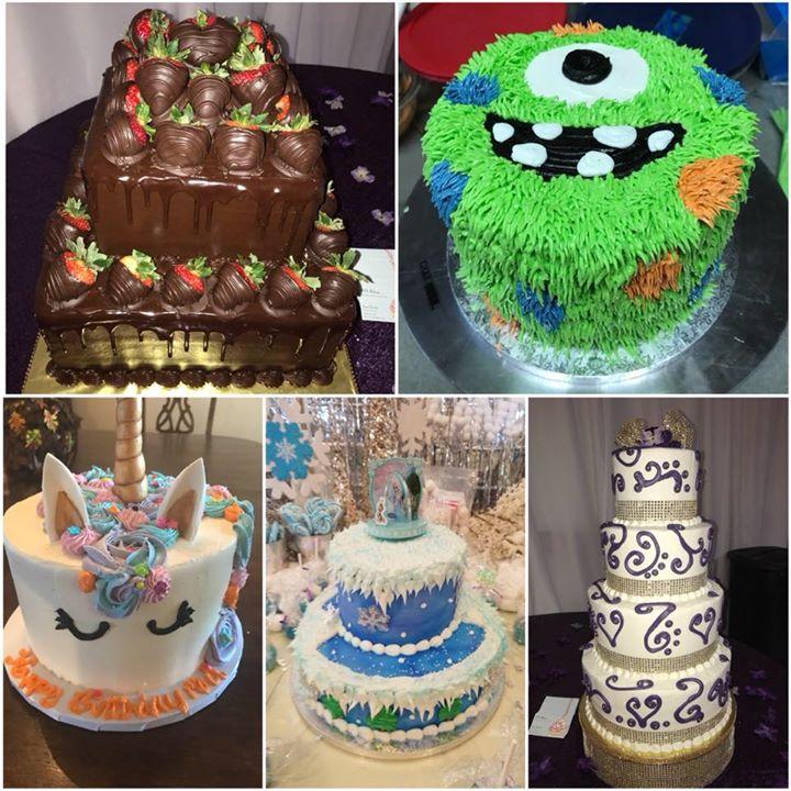 Custom Cake Compilation