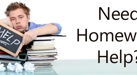 Things you need to know before you start homework!