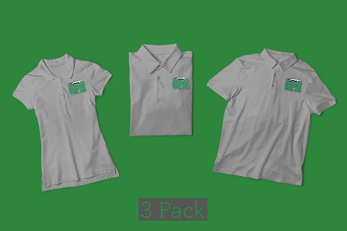 3-Pack Uniform Polo