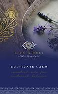 Cultivate Calm essentail oils for emotio