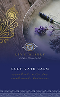 Cultivate Calm essentail oils for emotio