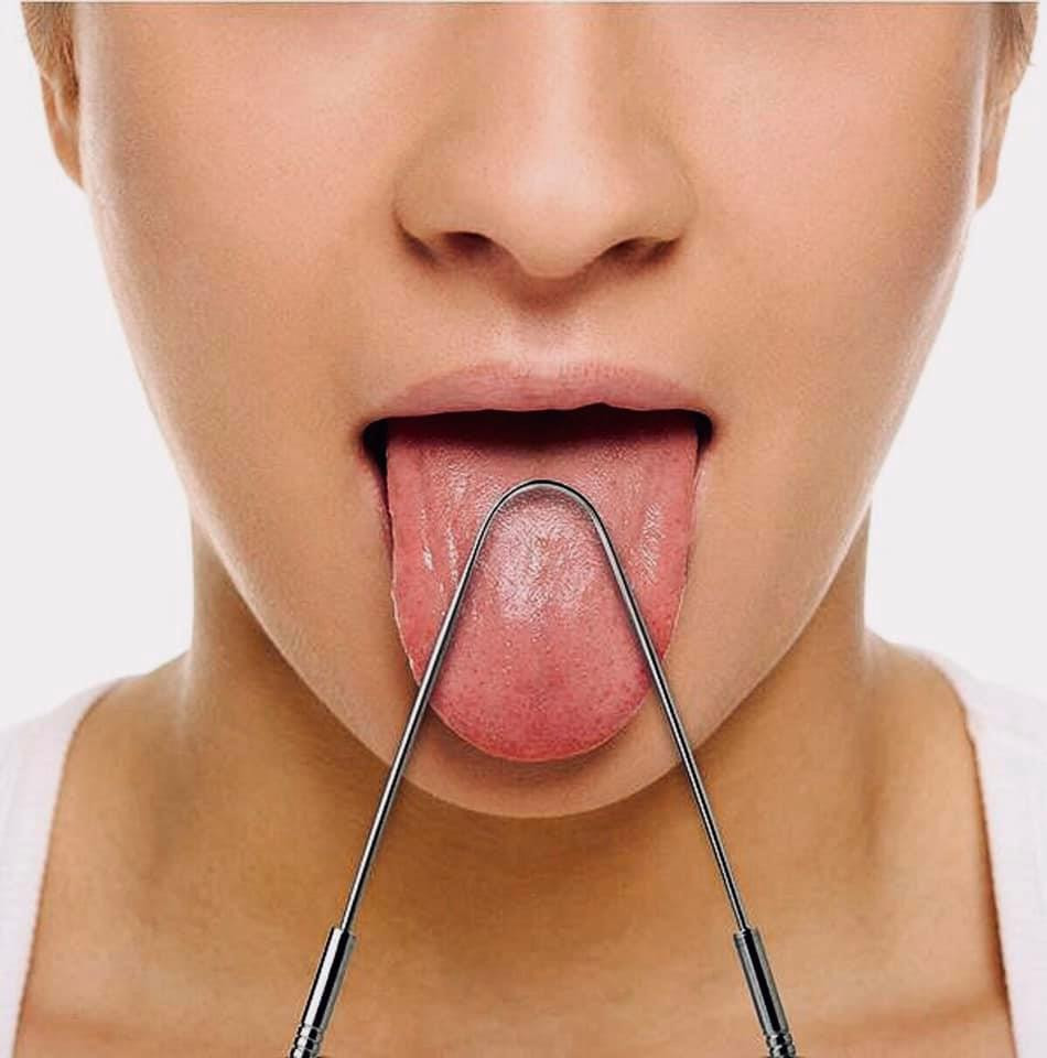 Tongue Scraping Ayurveda