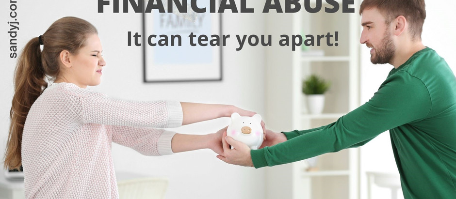 Healing from Financial Abuse