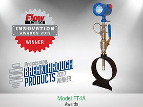 Fox FT4A Thermal Mass Gas Flowmeter