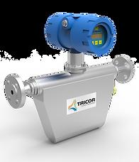 Tricor Coriolis mass flowmeter