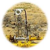 coalbed methane gas flowmeter