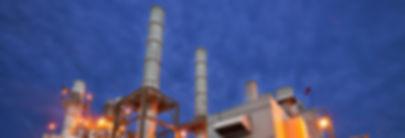Gas Combustion Turbine Plant