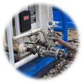 compressed air flowmeter