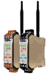 wireless transmitters and receivers