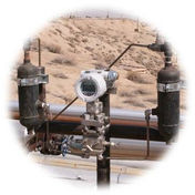 scanner & orifice steam flowmeter