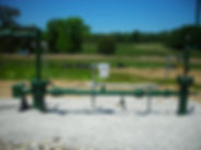 Storage well gas flowmeters