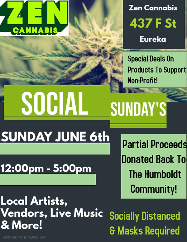 Copy of CANNABIS EXPO - Made with Poster