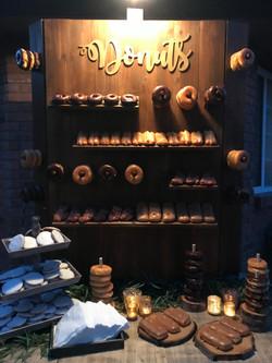 Sweet donut wall