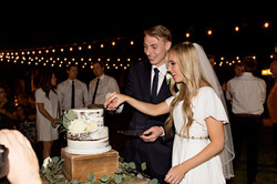 cake tables and cutest couple