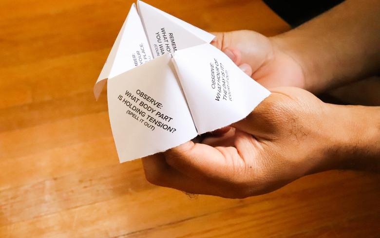 Self-Reflective Fortune Teller