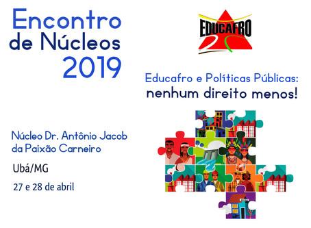 Encontro De Núcleos 2019 Da Rede Educafro Minas