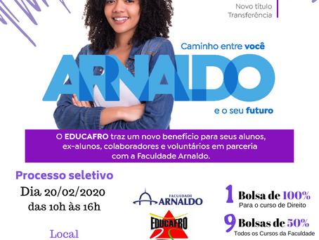 Bolsas Para A Faculdade Arnaldo