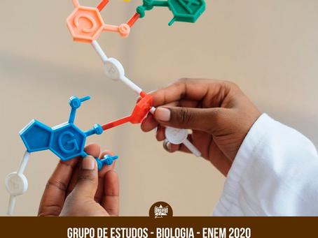 Grupo de Estudos - Biologia ENEM 2020