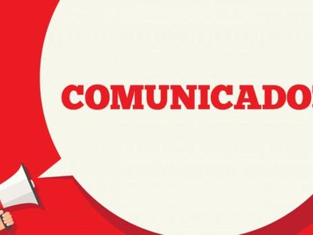 Comunicado - Edital para USF
