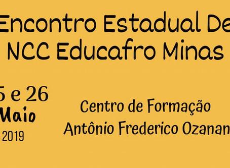 Encontro De Negritude Cultura E Cidadania Da Rede Educafro Minas
