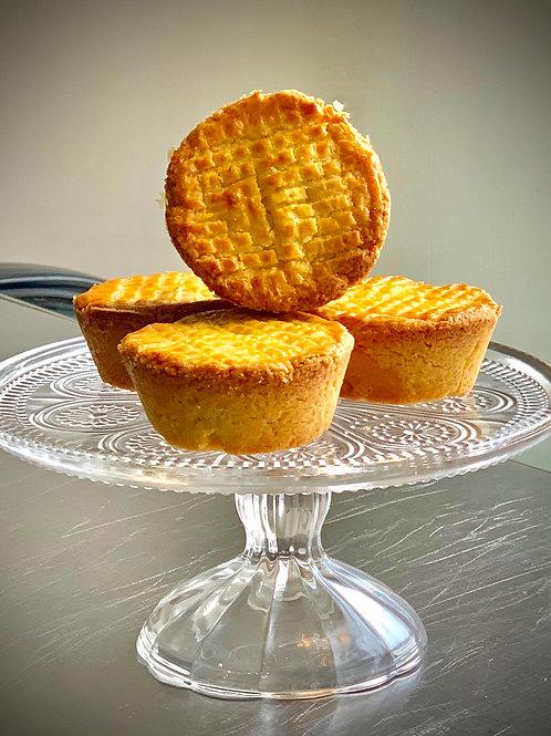 Breton Cakes (1/2 doz.)