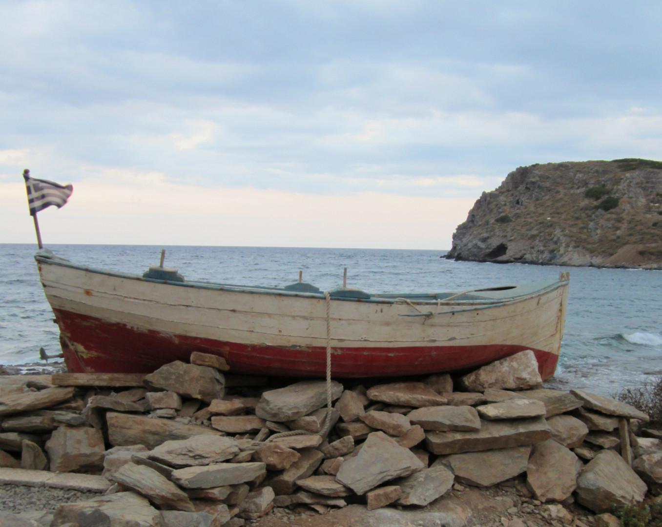 Mochlos Boot / boat