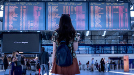 DW-Faktencheck: Wie gross ist die Ansteckungsgefahr im Flugzeug?