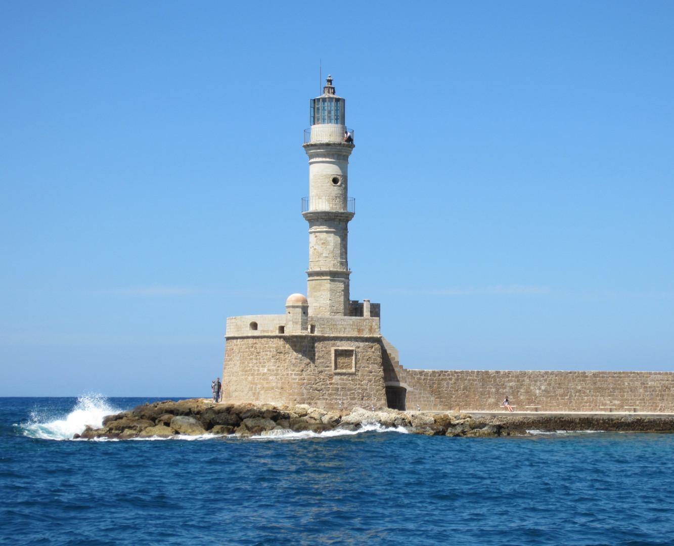 Chania Leuchtturm / Lighthouse