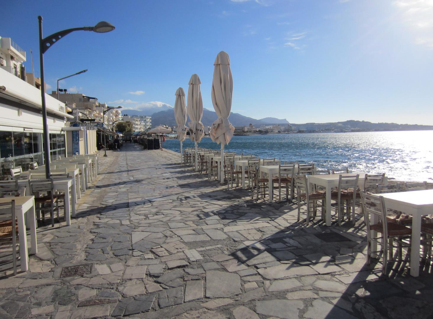 Ierapetra Promenade