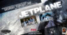 JETPLANE , SATURDAY FEBRUARY  2nd_banner
