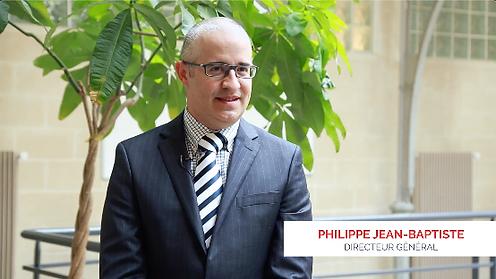 Philippe JEAN-BAPTISTE Directeur Général