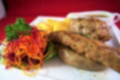Main Course - Bulgarian Sausage Platter.