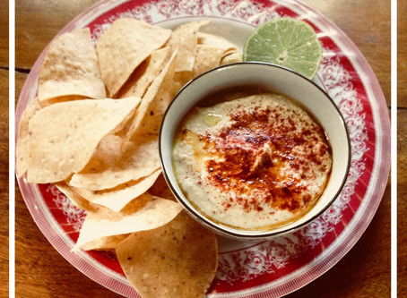 What's On The Table? …Hummus