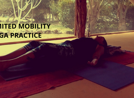 Yoga For Limited Mobility
