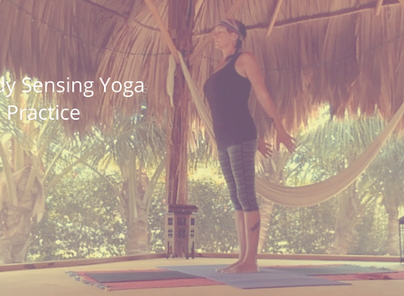 Yoga Nidra & Body Sensing Defined
