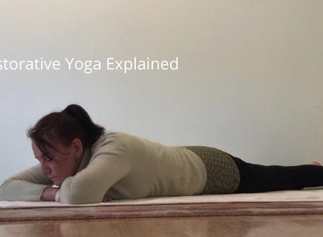 Restorative Yoga - 101