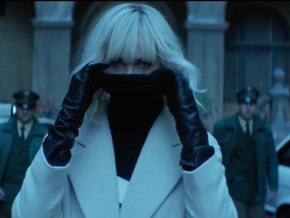 "Review: ""Atomic Blonde"" (2017)"