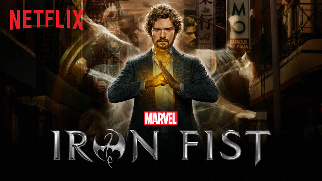 Image result for iron fist marvel netflix poster