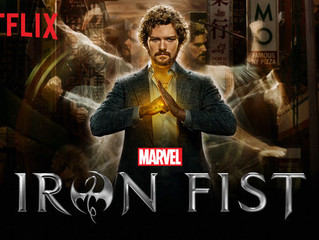 "Social Justice Warriors: On the Road to ""The Defenders"" - ""Iron Fist"""