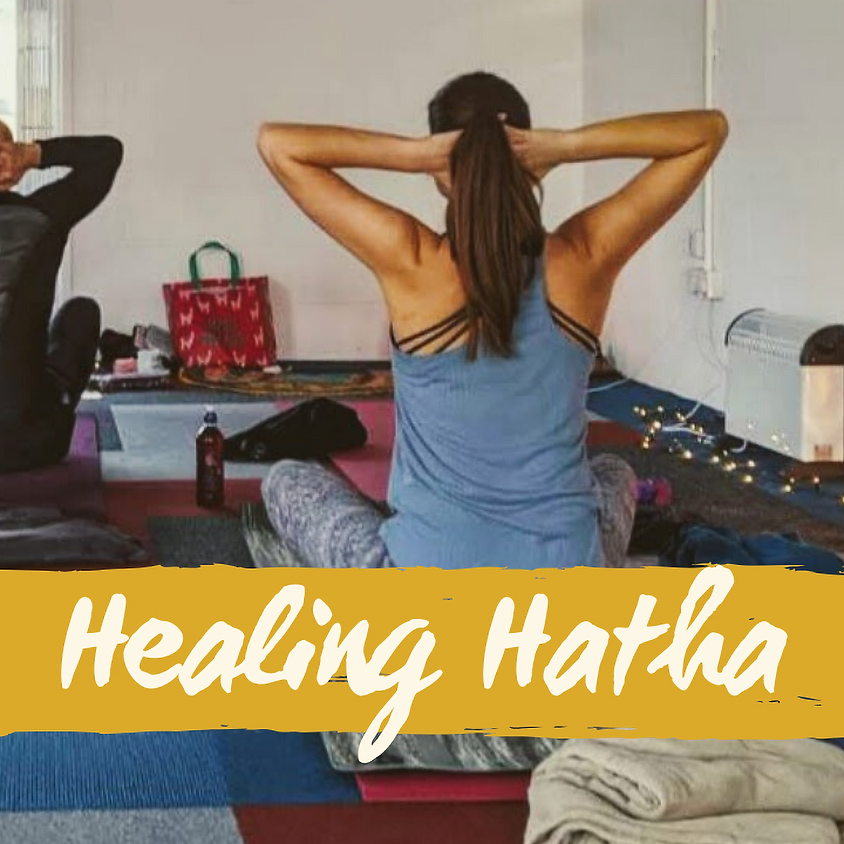 8-Week Healing Hatha Package (Wednesdays 9.30am)