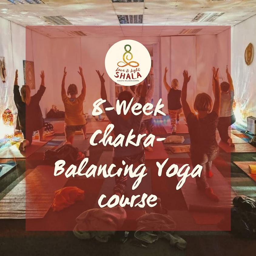 8-Week Chakra-Balancing Yoga Course (Thursdays 6.10pm)