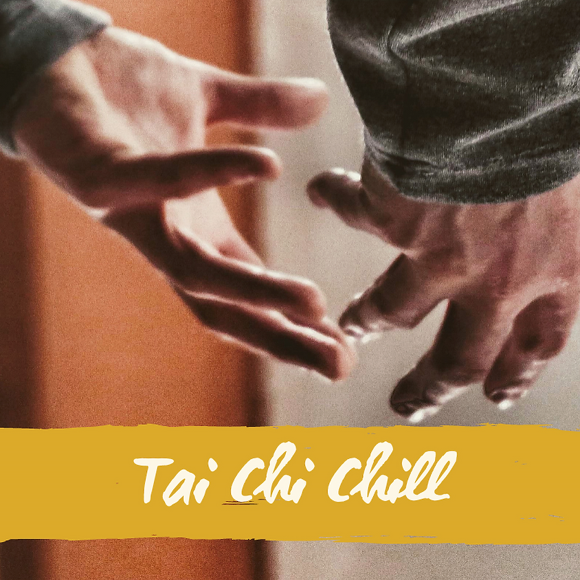 8-Week 'Tai Chi for Beginners' Course (Wednesdays 6.10pm)