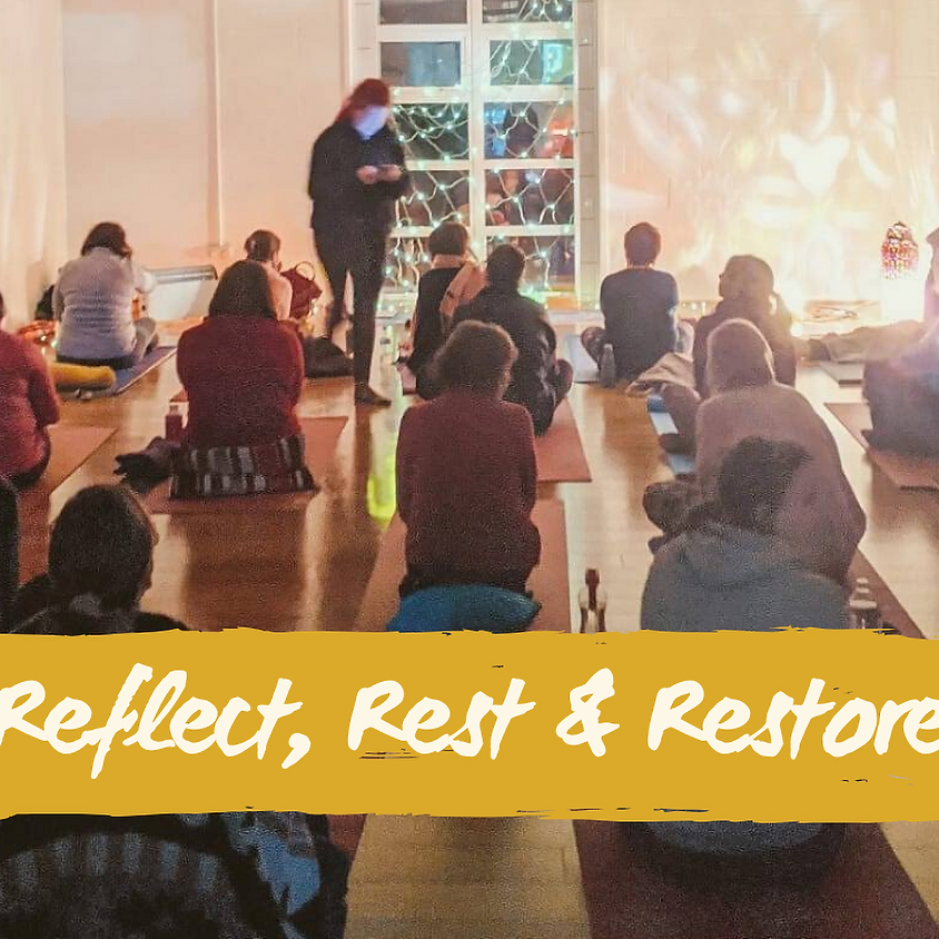 8-Week 'Reflect and Restore' Course (Sundays 6.30pm)